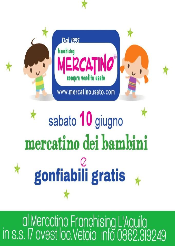 Agenzia animazione bambini enjoy for Mercatino usato frosinone